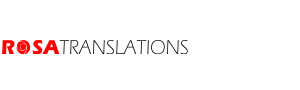 Rosa Translations logo